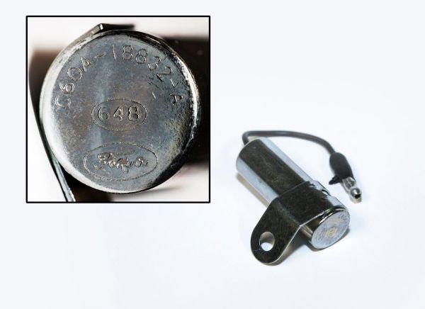 67-71 Ford Mustang Radio Rauschunterdrückung
