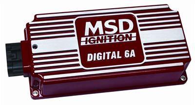 64-73 Ford Mustang Steuerteil Zündanlage - MSD 6A ohne Drehzahlbegrenzer
