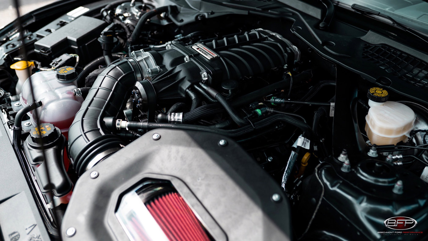 Ford Mustang ROUSH Kompressor