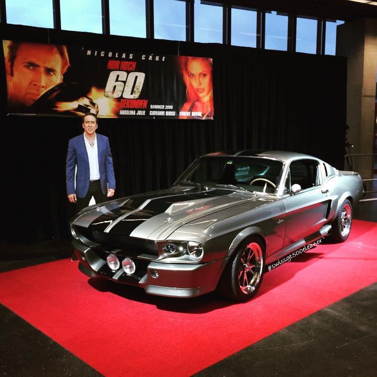 Mustang GT500 Eleanor