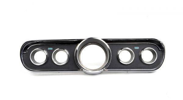 1965 Rahmen Instrumente - schwarz GT