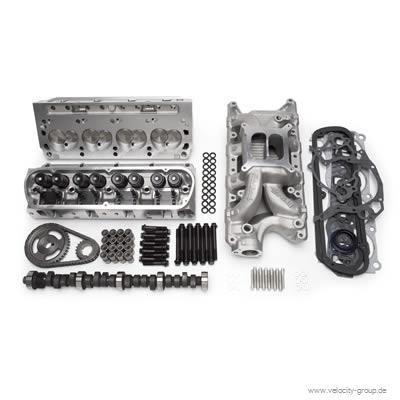 Motor Top End Kit - Edelbrock RPM 351W Power Paket