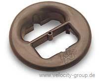 K&N Einsatz für Vergaser - Strömungsoptimierend - Holley 2300