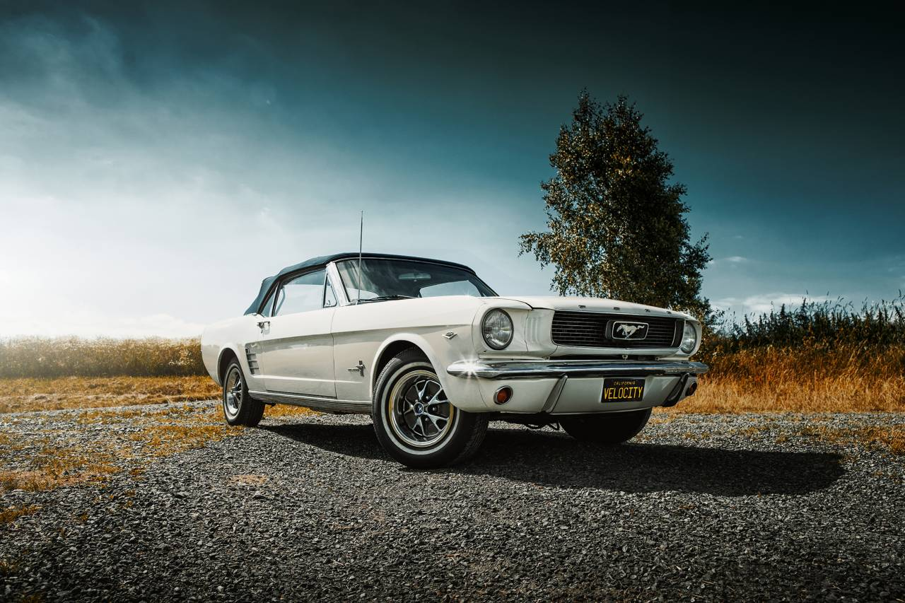 vlcty ford mustang 1966