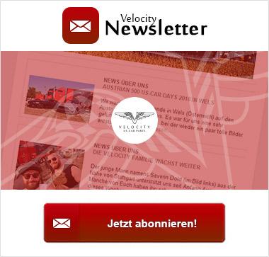 Velocity Newsletter