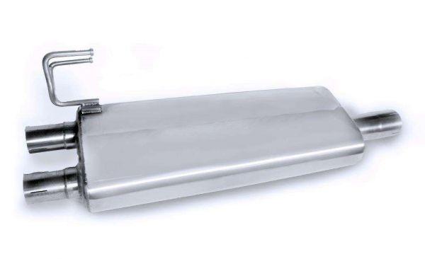 10-19 Dodge RAM1500 5,7L Schalldämpfer Edelstahl mit TÜV