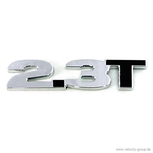 15 18 ford mustang emblem kotfl gel 2 3t chrom. Black Bedroom Furniture Sets. Home Design Ideas