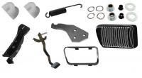 64-66 Ford Mustang Kupplungspedal - Umbausatz