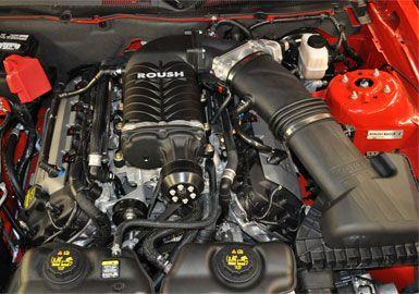 11-14 Roush R2300 Kompressor - Phase 1 - 575 PS