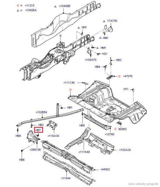 Schrauben M8 x 16,5mm (4er Set)