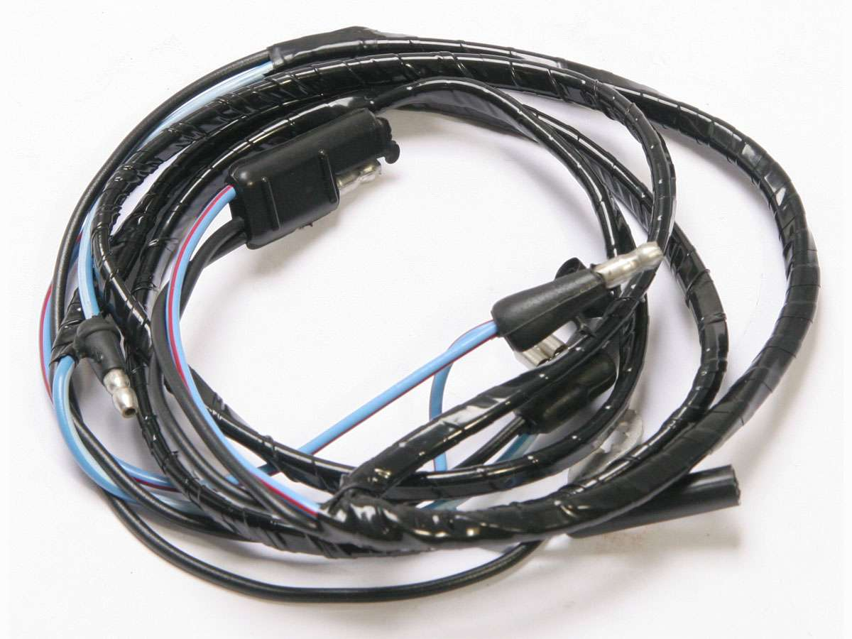 1969 Ford Mustang Wiring Harness