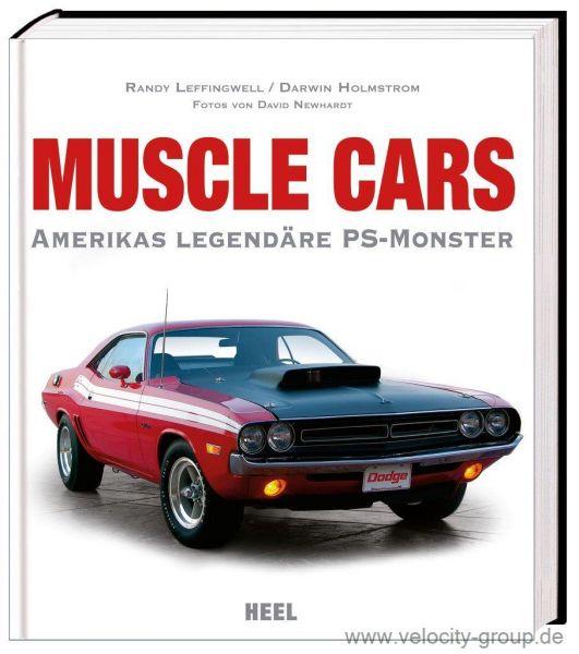 Buch für Fans - ''''Muscle Cars - Amerikas legendäre PS-Monster''''