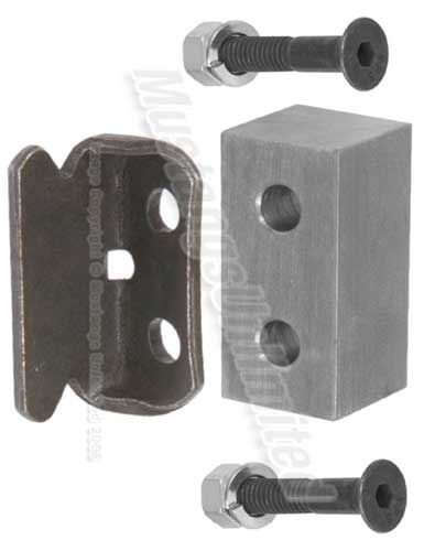 65-6 8 Cylinder T-5 Conversion Part (Fulcrum, T5 Housing)