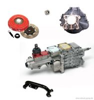 67-68 Ford Mustang Schaltgetriebe komplett - Umrüstung 289/302/351W TKO600 0,68 5ter Gang 800Nm