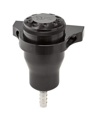 Reservoir hydraulische Kupplung- Aluminium schwarz