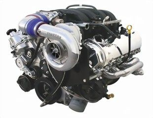 Vortech S-trim 2005 Mustang Supercharger Kit, Chager