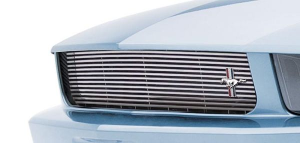 05-09 Ford Mustang (4.0) Kühlergrill - Oben