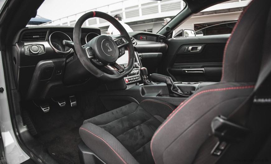 VLCTY GT350 Lenkrad