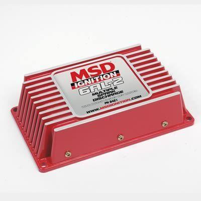 MSD 6AL-2 digitale Zündanlage mit Drehzahlbegrenzer