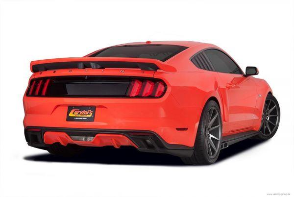 15-20 Ford Mustang Coupe Spoiler - C-Series, Hinten, Unlackiert