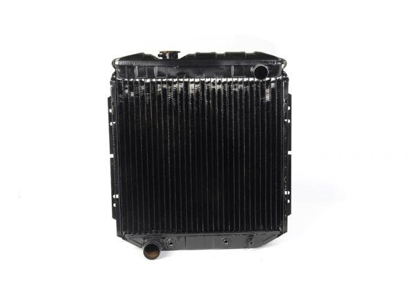 65-66 Ford Mustang Wasserkühler - 302 cui Umbau - Kupfer - 3-reihig - Mit Getriebeölkühler