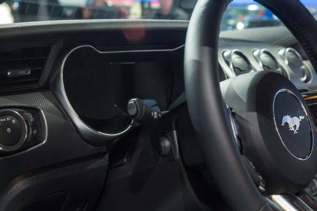 Ford stellt das Ford Mustang Facelift vor   Blog ...