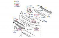 10-12 GT500 - Paket zur Instandsetzung oder zum Umbau der Frontpartie