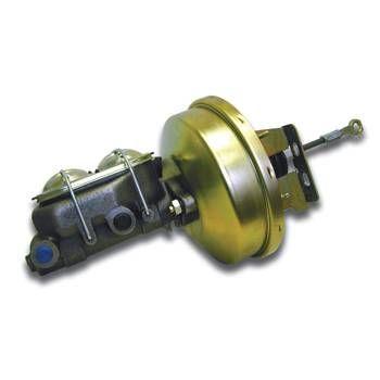 67-70 Ford Mustang (Scheibe/Trommel) Bremskraftverstärker und Hauptbremszylinder - Umrüstsatz