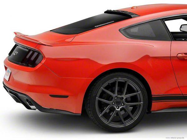 15-20 Ford Mustang Spoiler - Dachspoiler - Ansatz - Heckscheibe