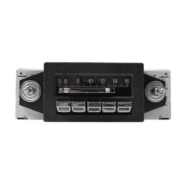 67-73 Ford Mustang Radio - Custom Autosound - Slidebar