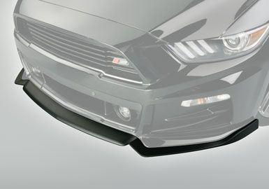 15-17 Ford Mustang (2.3-5.0) Spoilerschwert - ROUSH Frontsplitter