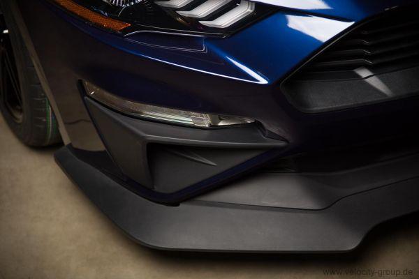 18-19 Ford Mustang Stoßfängerecke - ROUSH