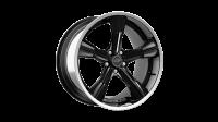 05-20 Ford Mustang Felge - Shelby CS11 - Aluminium - 9,5x20 Zoll - Schwarz