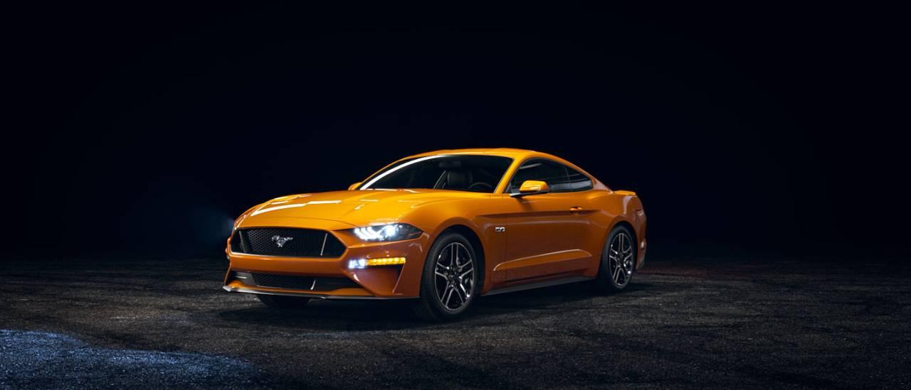 Die Preise F 252 R Das Mustang Facelift Sind Ver 246 Ffentlicht