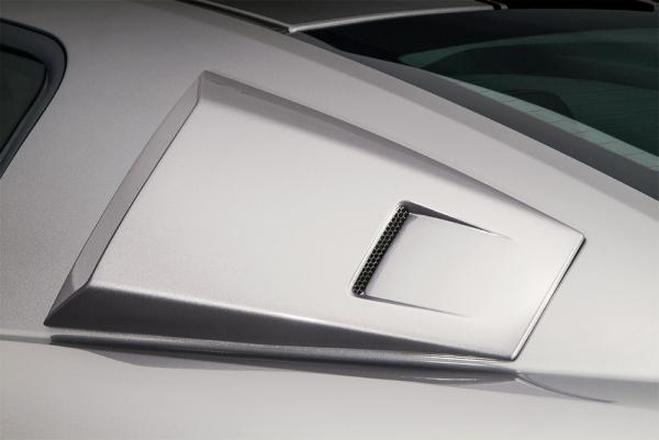 05-14 Ford Mustang Coupe Aufsatz für Scheibe - Cervinis - Eleanor Style