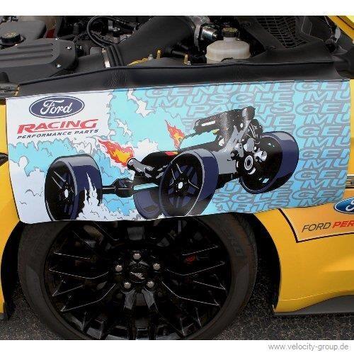 64-19 Ford Mustang Kotflügelabdeckung - Ford Racing