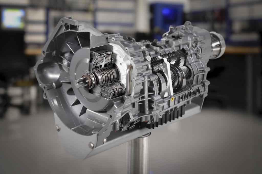 2020 Shelby GT500 Getriebe