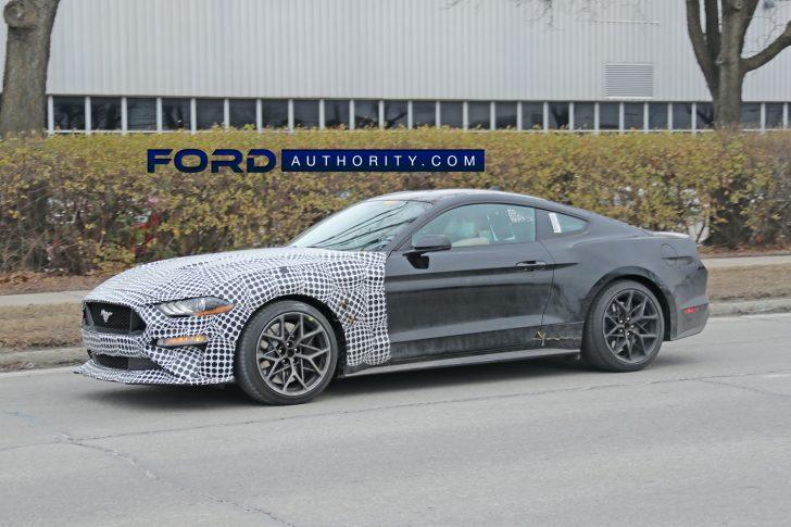 Mustang S650