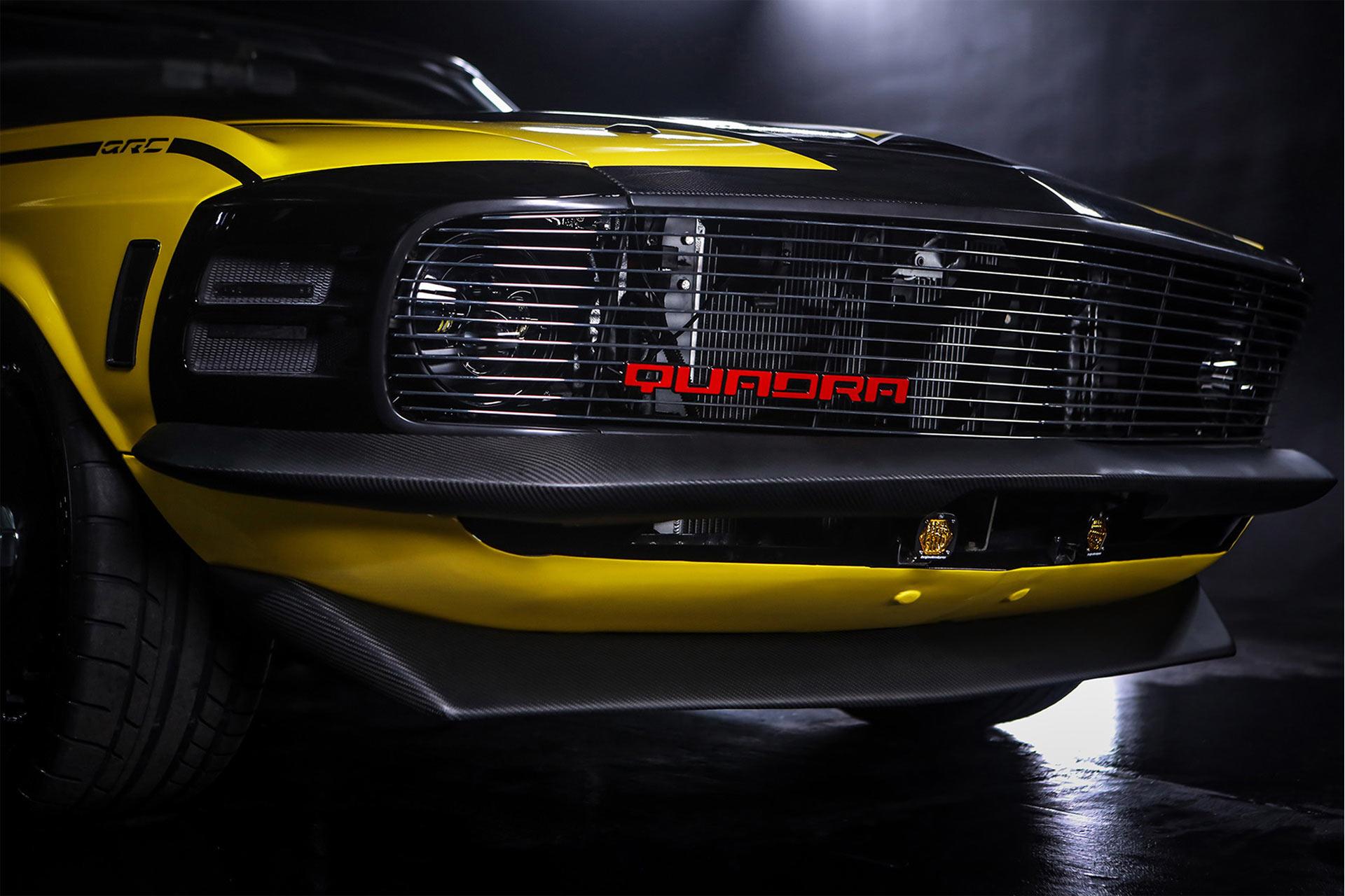 Cyberpunk 2077 Mustang