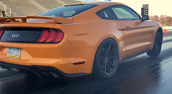Lund Racing Mustang