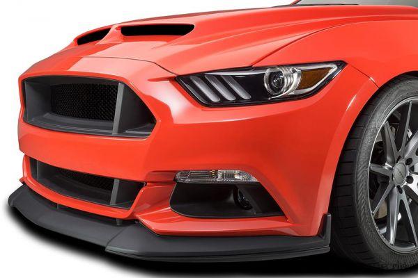 15-17 Ford Mustang (2.3-5.0) Spoilerschwert - Vorne