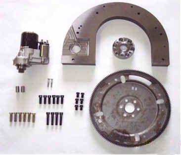 Adapter für AOD Getriebe Montage an BB Ford Motor