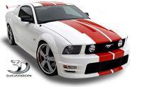 05-09 3DCarbon Boy Racer BodyKit - 10 teilig