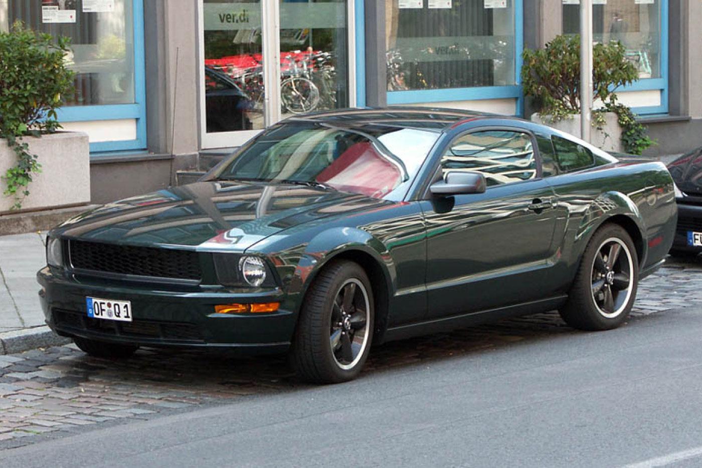 Ford Mustang Billitt