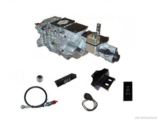 63-67 Chevrolet Corvette Schaltgetriebe komplett - 5-Gang Tremec TKO 600 Street / Strip Edition