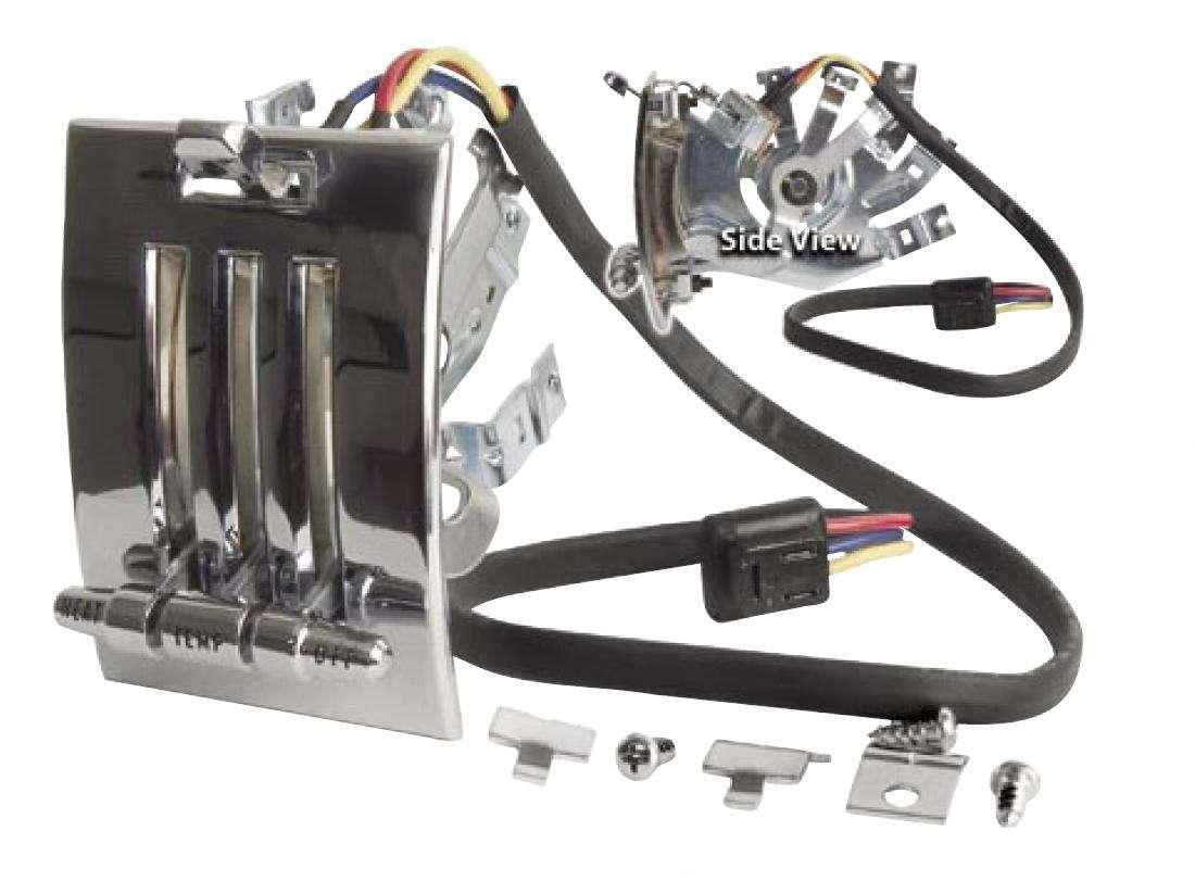 65-66 Ford Mustang Steuereinheit für Heizung/Klimaanlage