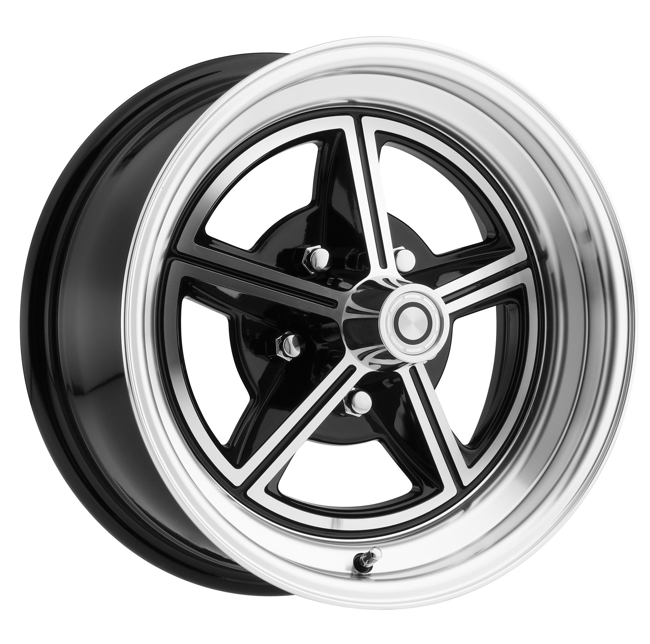 64 73 ford mustang wheel 15x7 aluminum magstar ii lw30 50754a