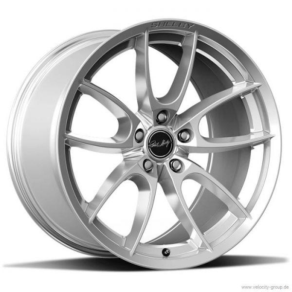 15-20 Ford Mustang Felge - Shelby CS5 - Aluminium - 11x19 Zoll - Chrome Powder