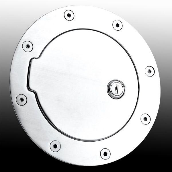 09-12 Dodge Ram Chrom Tankdeckel - abschließbar