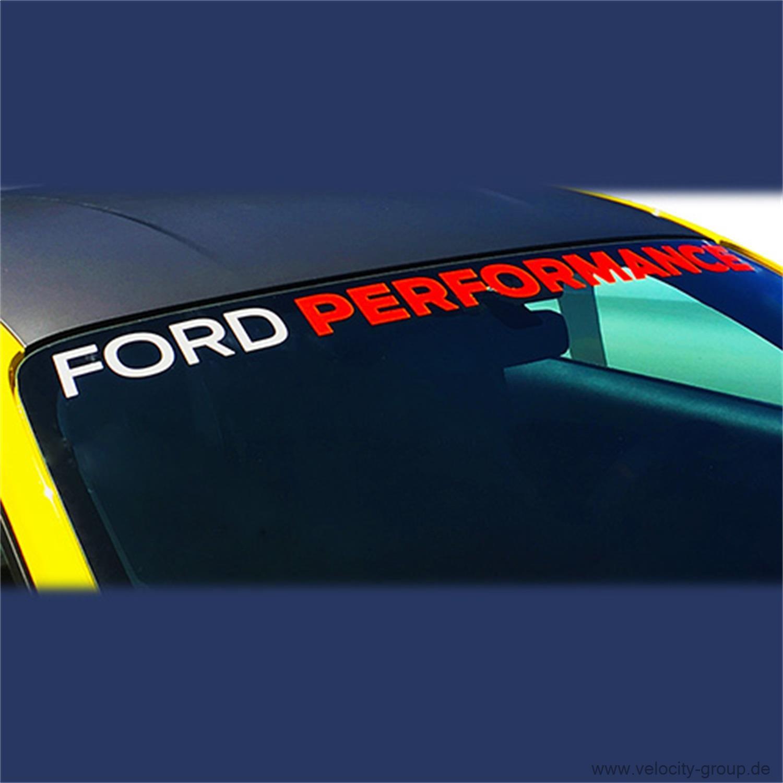 05 20 Ford Mustang Aufkleber Außen